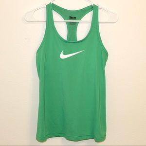 Nike Drifit Tank Sz M